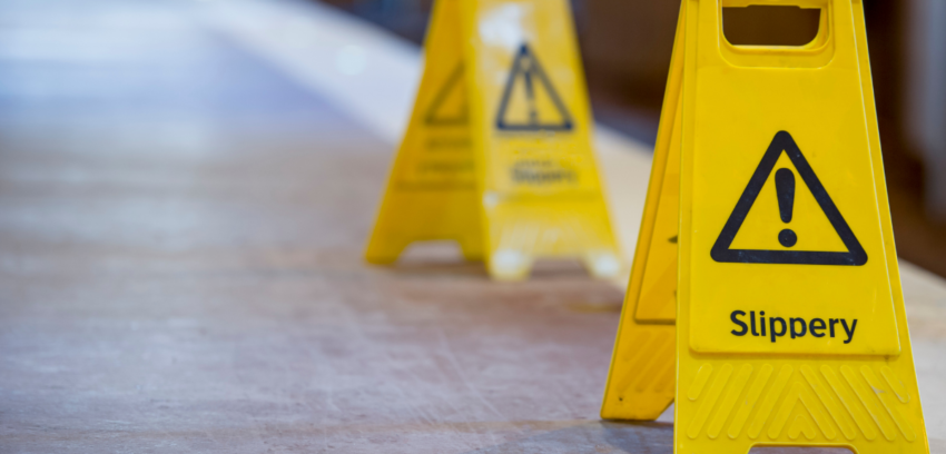 Managing Risk the Smart Way – Part 3 of 3: Occupier's Liability – Flooring